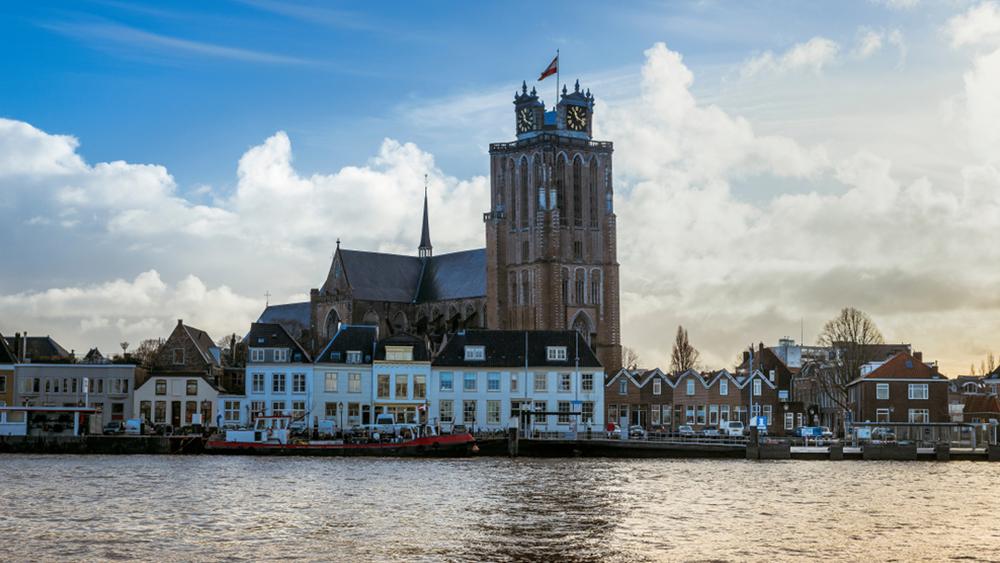 FLOW Drechtsteden - Skyline Dordrecht