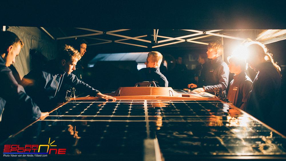 FLOW Drechtsteden - Solar Challenge